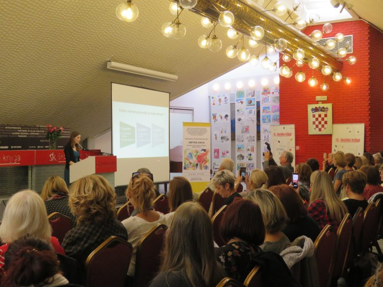 """At the international professional – scientific conference """"Happy children: art, play, imagination, knowledge, exercise and therapy"""""""