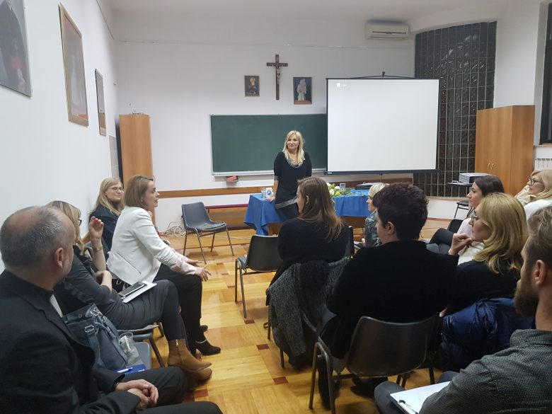 Lecture on the International Day of Fighting Violence Against Women in Slavonski Brod