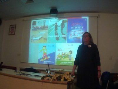 Predavanje za stručnjake koji rade s djecom u Splitu