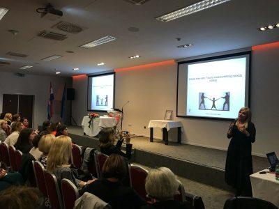 Na 26. konferenciji hrvatskih psihologa