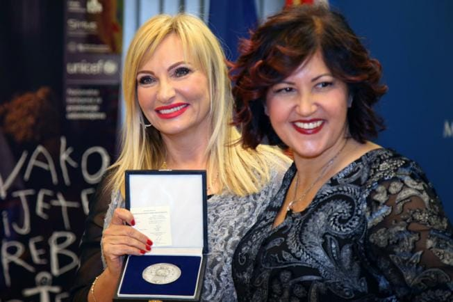 nagrada, Gordana Buljan Flander