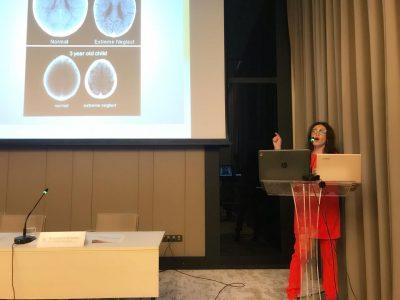 At the NEUROCARD Neurocardiology International Congress in Belgrade