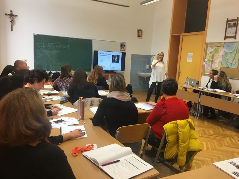 Professional Education on Forensic Interview in Ljubljana