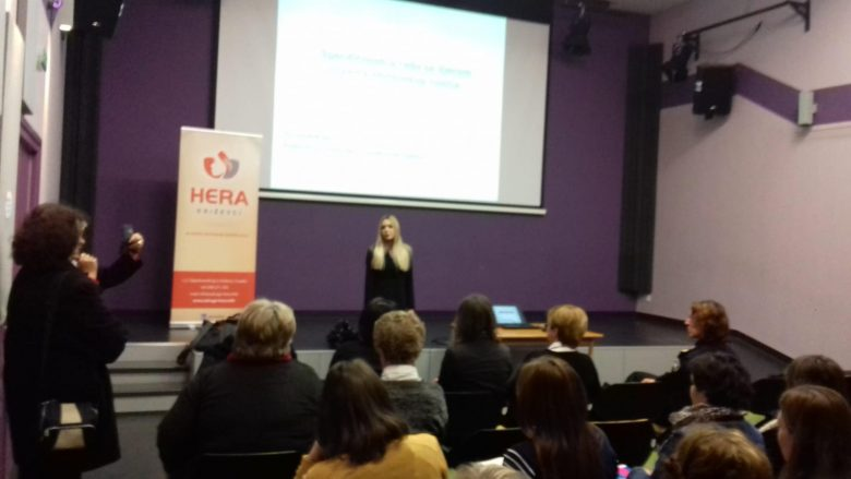 """Lecture: """"Children – Witnesses of Domestic Violence"""""""