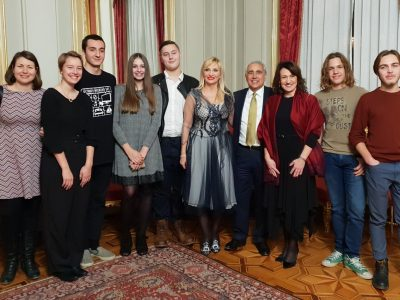 I stručnjaci Poliklinike i Odbor mladih pozvani sudionici na Međunarodnoj konferenciji o STOP programu