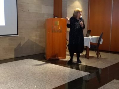 On Parenting at the State Expert Assembly of Educational Rehabilitators in Zadar
