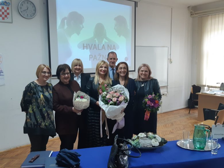 "We Congratulate to Renata Ćorić Špoljar on Her Doctoral Thesis ""Determinants of Children's Adjustment to High-Conflict Divorce"""