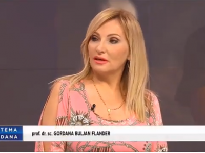 "HRT: ""Buljan Flander On Violence: We Have Become More Indifferent to Children's Suffering"""