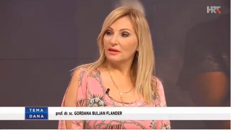 "HRT: ""Buljan Flander On Violence: We Have Become More Indifferent to Children's Suffering"""