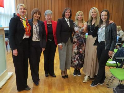 The Director Held Lectures for Experts in Pula and Pazin