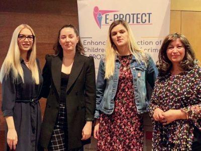 """Na konferenciji """"poboljšanje zaštite djece – žrtava kriminala"""" u Bukureštu"""