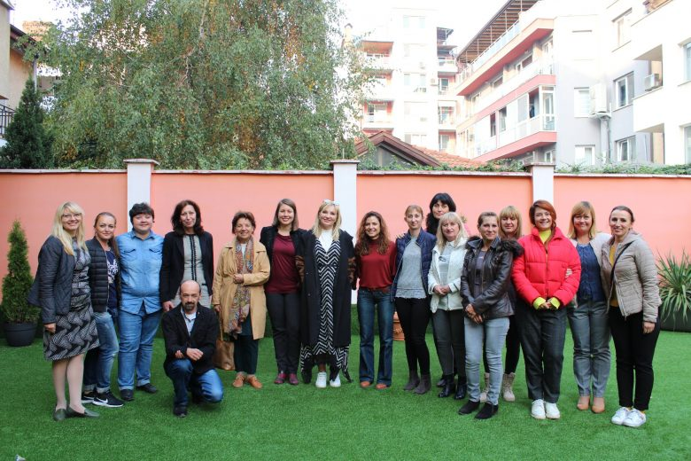 PROMISE 2: Center`s Professionals Invited to Sofia, Bulgaria in the Role of Educators
