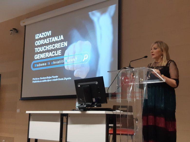O utjecaju elektroničkih medija na rani razvoj i zdravlje djece u Dubrovniku