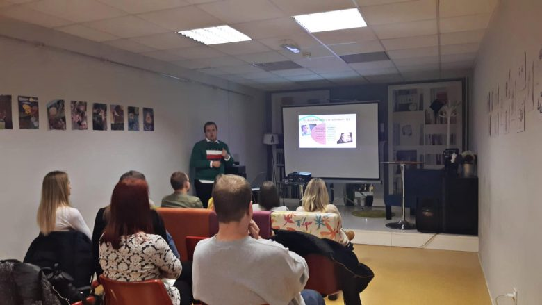 """Lecture for young people """"Is it possible this is love?"""" in Zaprešić"""