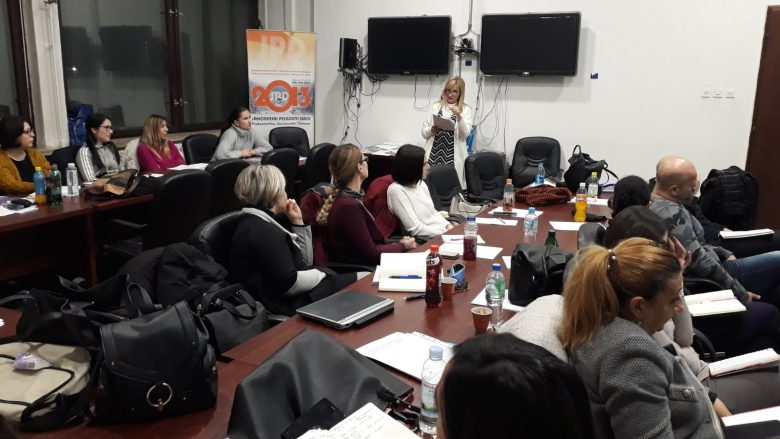 Education in Zenica on theory of personality and application of attachment theory in psychotherapy