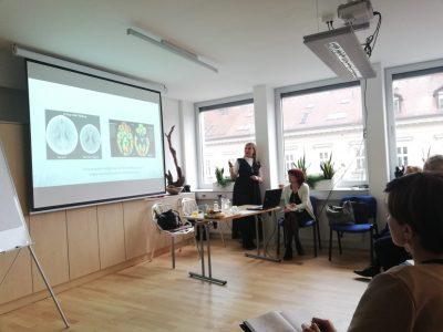 Predavanje o posljedicama svih oblika nasilja nad djecom u Ljubljani
