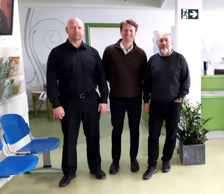 Posjet norveških stručnjaka za tehnologiju za provođenje child-friendly forenzičkog intervjua