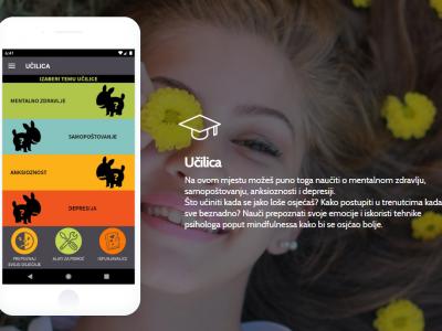 Besplatno i dostupno: Mobilna aplikacija za zaštitu mentalnog zdravlja i prevenciju anksioznosti i depresije kod mladih Stella