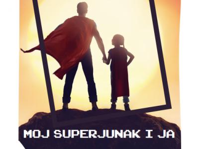 RADNA BILJEŽNICA ZA DJECU: Moj superjunak i ja