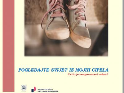 BESPLATNI PRIRUČNIK: Pogledajte svijet iz mojih cipela – Zašto je temperament važan?