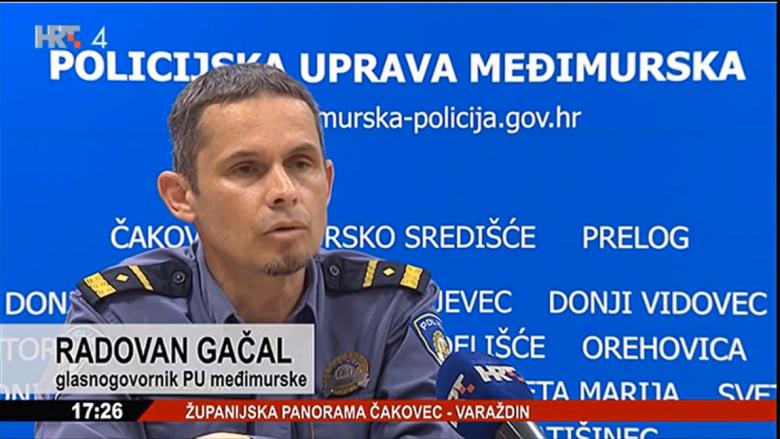 HRT: Porast obiteljskog nasilja u Međimurskoj županiji za vrijeme uskršnjeg vikenda #prijavinasilje