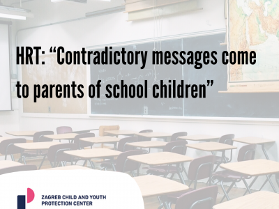 """HRT: """"Contradictory messages come to parents of school children"""""""