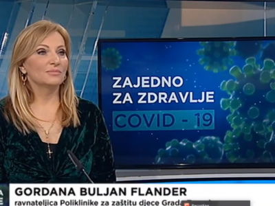 "Croatian Radio And Television: Launching ""Behind the Door"" Campaign To Report Domestic Violence During COVID-19 Isolation"
