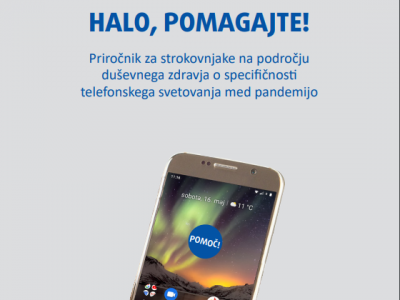 Our Publication About Phone Counseling During The Pandemic Translated Into Slovenian
