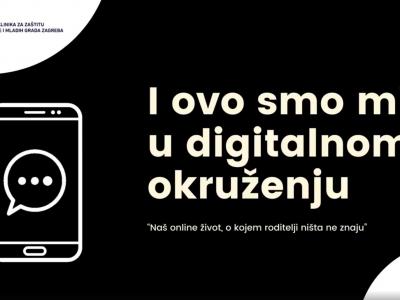 """Video Odbora mladih Poliklinike """"I ovo smo mi… u digitalnom okruženju"""" dobio posebno priznanje na filmskom natječaju"""
