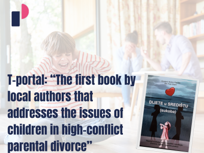 """T-portal: """"The first book by local authors that addresses the issues of children in high-conflict parental divorce"""""""