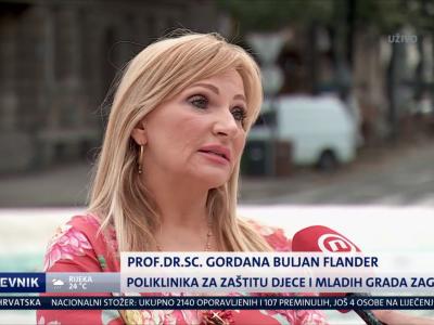 """Nova TV: """"Buljan Flander o tragediji u Cetingradu: """"Mjere opet nisu zaštitile žrtvu, a mi postajemo društvo sve tolerantnije na nasilje"""""""