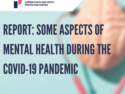 Report: Some aspects of mental health during the COVID-19 pandemic (PDF)