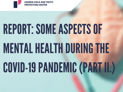 Mental health during a health crisis (COVID-19 pandemic) (Part II)