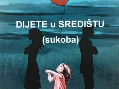 "Savjetovalište.hr: ""A child at the center of a conflict – book review"""