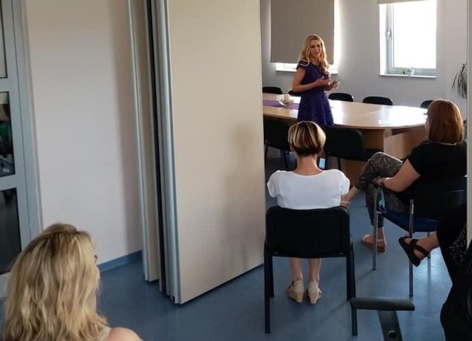 Education on the protection of children victims of domestic violence in Koprivnica