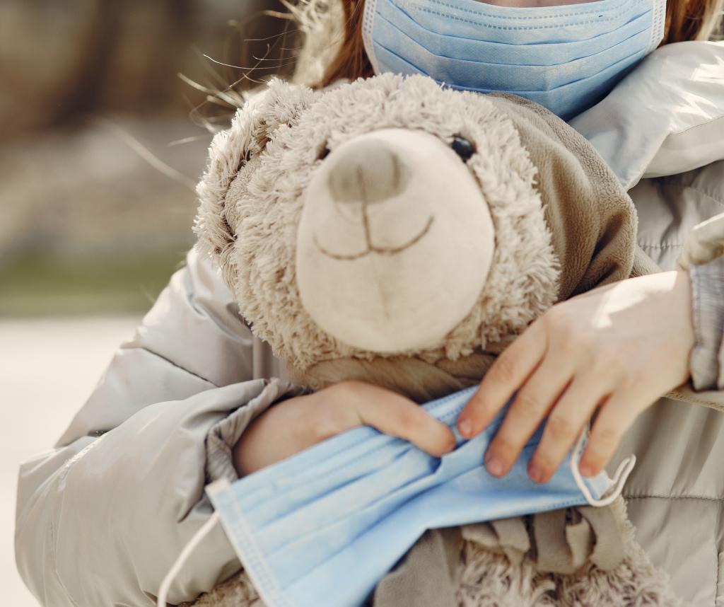 zaštita djeteta do koronavirusa