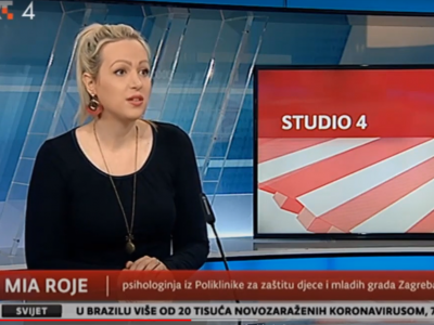 "Croatian Radiotelevision: ""What does 'new normal' mean and how to accept it?"""