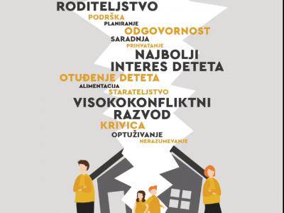 Edukacije za stručnjake iz centara za socijalnu skrb Srbije na temu pozitivnog roditeljstva i položaja djece u visokokonfliktnim razvodima
