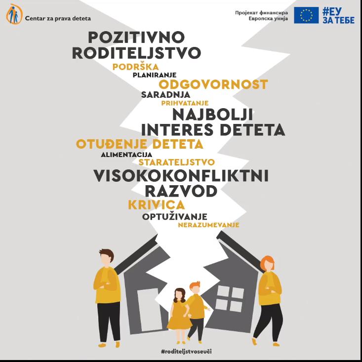 Trodnevni online trening za suce i stručnjake iz centara za socijalnu skrb Srbije na temu potreba i prava djece u razvodu roditelja
