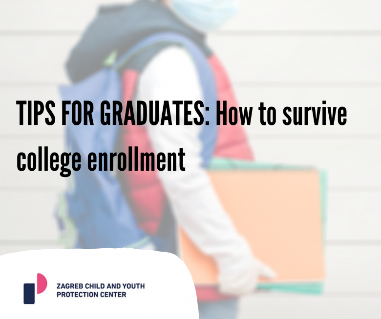 TIPS FOR GRADUATES: How to survive college enrollment