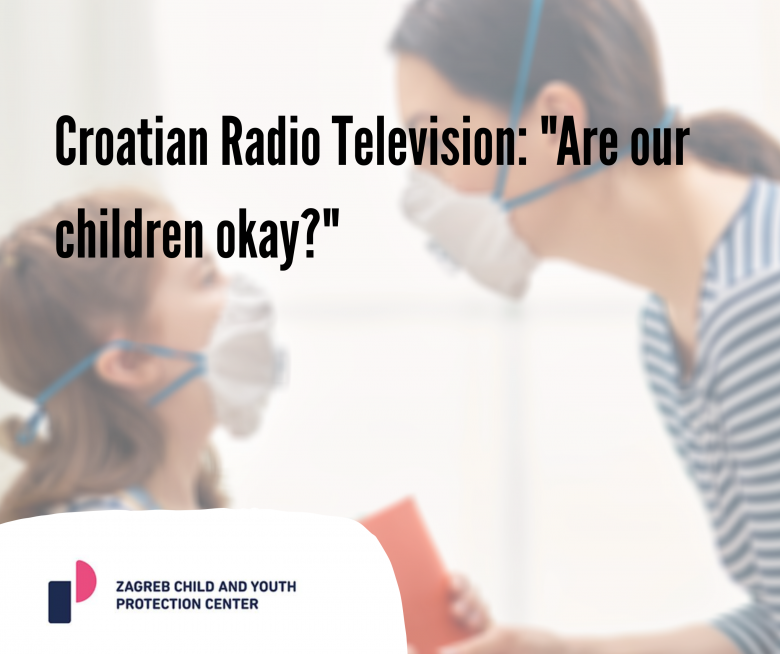 "Croatian Radio Television: ""Are our children okay?"""