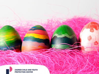 FREE AND AVAILABLE ONLINE: National and university library in Zagreb presents 2 children's coloring books and 16 puzzles with old Easter greetings