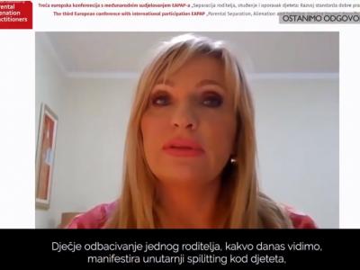 HRT Dnevnik o 3. europskoj konferenciji o otuđenju djeteta i emocionalnom zlostavljanju djeteta tijekom razvoda roditelja