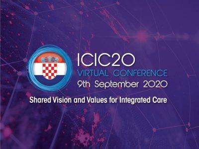 Ravnateljica održala pozvano predavanje na 20. Međunarodnoj konferenciji integrirane skrbi ICIC20