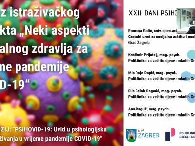 """Stručnjaci Poliklinike na međunarodnoj konferenciji """"XXII. Dani psihologije u Zadru"""""""