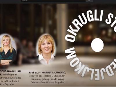 """Hrvatski radio: """"Djeca nisu glasači: preventiva i zaštita djece od nasilja u RH"""""""