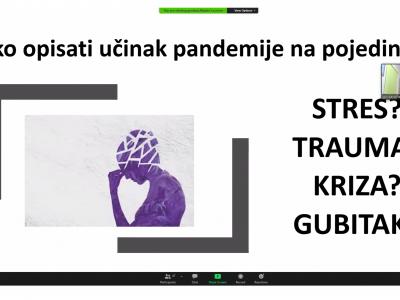 Predavanje za stručnjake iz sustava socijalne skrbi Bosne i Hercegovine