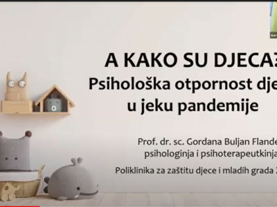 Online edukacija provoditelja programa Trening životnih vještina u Međimurskoj županiji