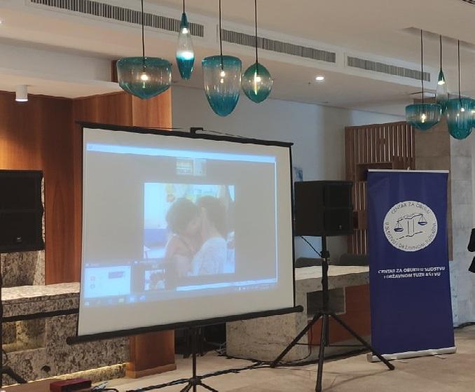 Na specijalističkoj edukaciji za suce i državne tužitelje za maloljetnike u Crnoj Gori