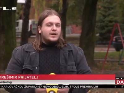 """RTL: """"Pokrenuta je platforma Psihološka pomoć"""""""